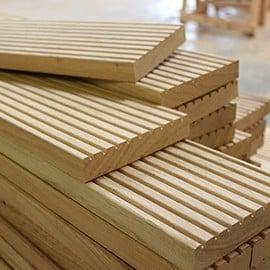 3.6M Decking Board, 150 x 32mm
