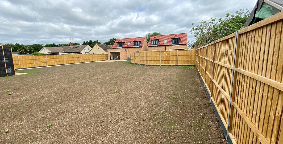 Glinton Peterborough fencing 1