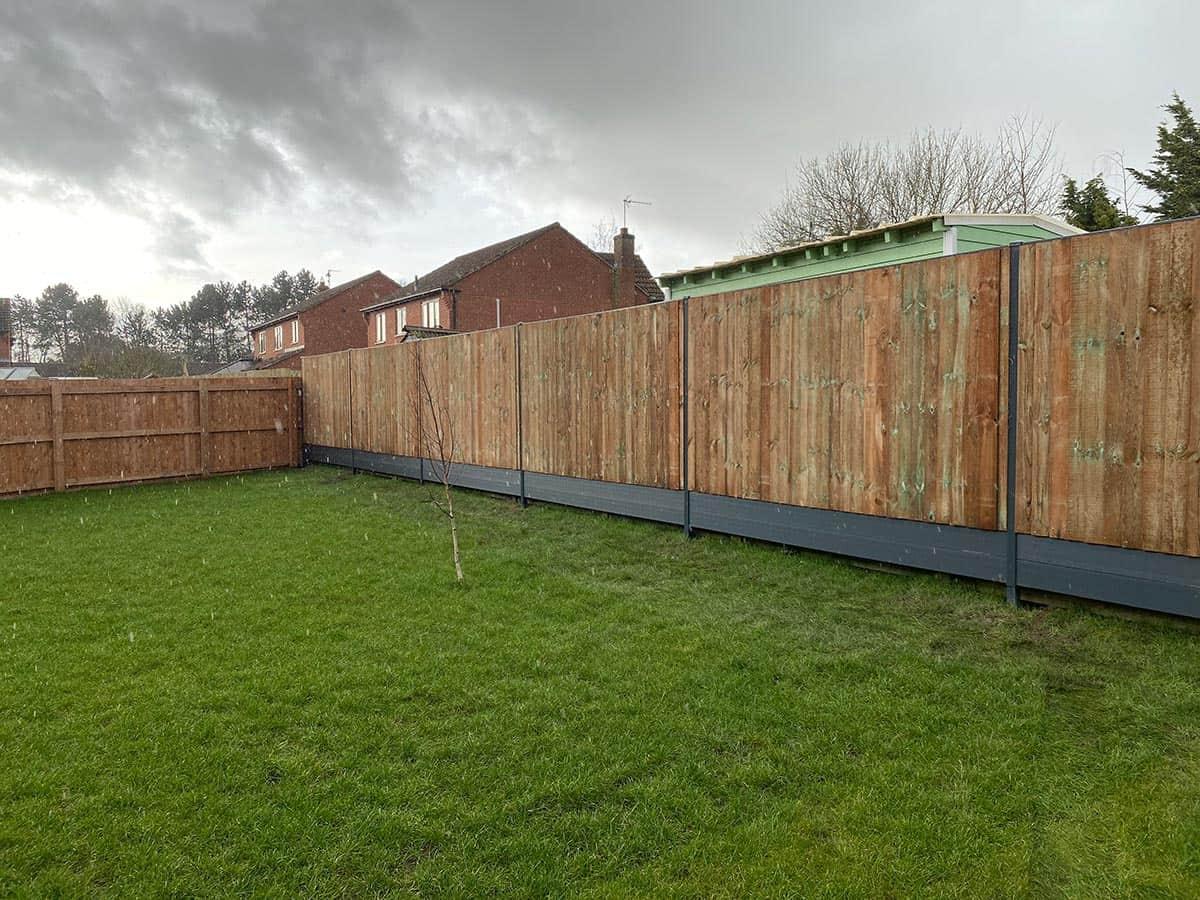Haconby fence contractor