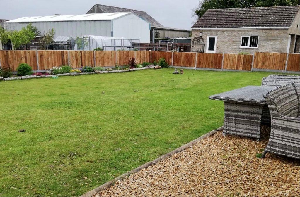 Northborough garden enclosure 2