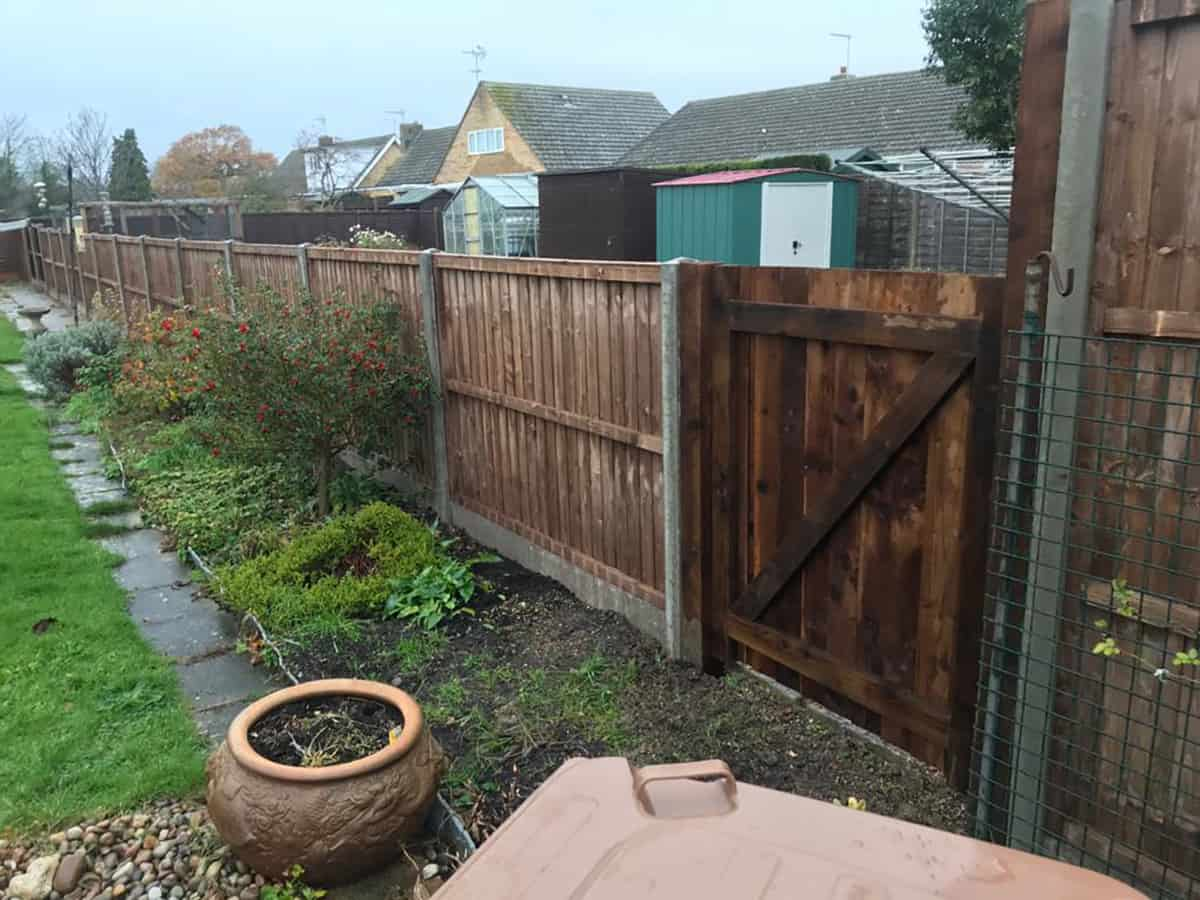 Thorney fencing contractor (1)